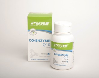 PURE CO-ENZYME Q10