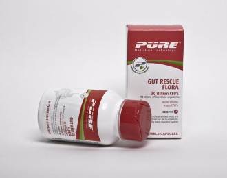 PURE GUT RESCUE FLORA