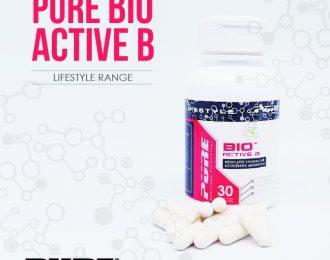 PURE BIO ACTIVE B™