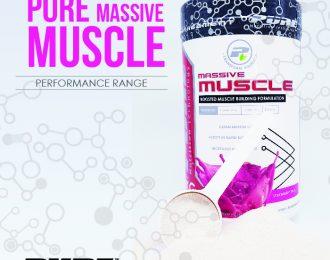PURE MASSIVE MUSCLE