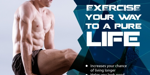 Exercise your way to a PURE life